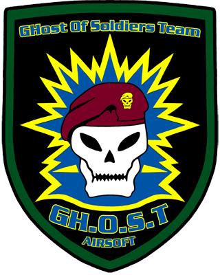 GHOST OF SOLDIERS TEAM  A.S.B.L. (GH.O.S.T)