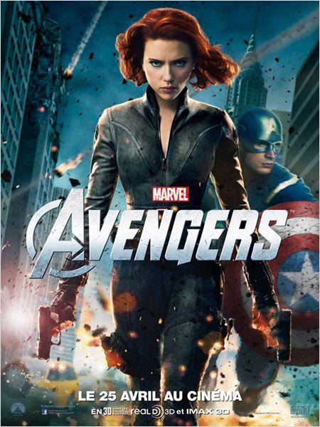 The Avengers : votre héros de départ Avenge10