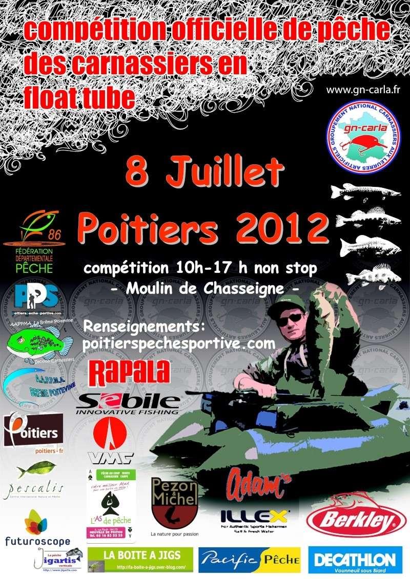 E.O GN CARLA Poitiers 2012 Affich16