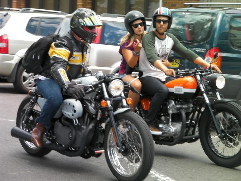 SPORTY CAFE RACER: CA LUI VA SI BIEN! LES PHOTOS... - Page 2 Sany0112