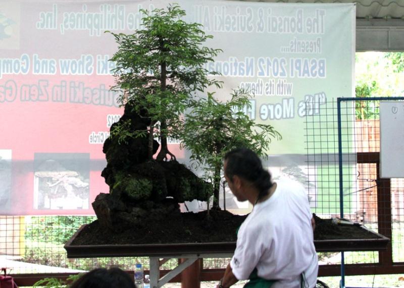 Robert's Demo in Manila 321
