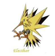 Quel est votre Pokémon préféré? Electh11