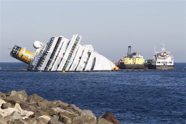 INSIDE - Le naufrage du Concordia  Le-ren10