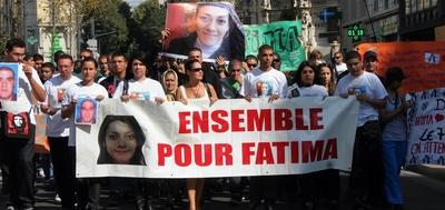 Grandes énigmes criminelles : Disparue sans laisser de traces  Marche10