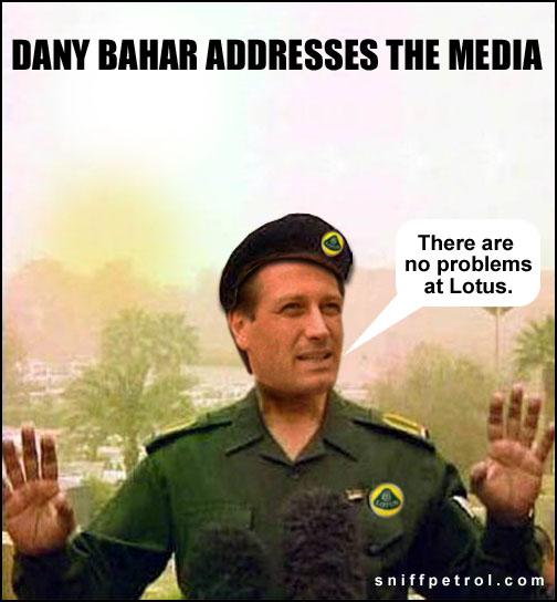 Dany Bahar sospeso dal suo incarico Db11
