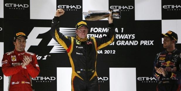 La storia potrebbe ripetersi... F1201210