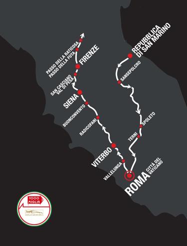 MilleMiglia 2012 @ Firenze Itiner10