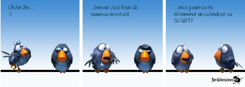 [GOODIES] Calendrier 2012 de la Team - Page 3 Birdsd10
