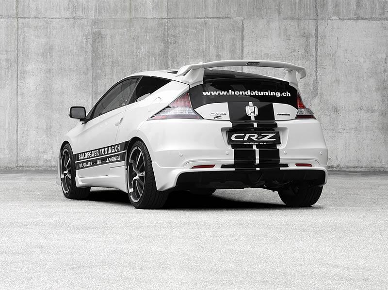 [ MUGEN ] Mugen va dévergonder la Honda CR-Z  - Page 2 Honda_12