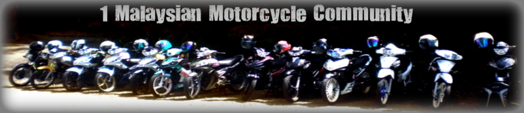 1 Malaysian Motorcycle Community