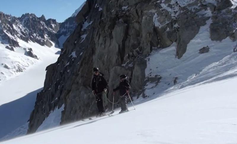 Les vacances de Bastien et Raphaël au ski. Captur36