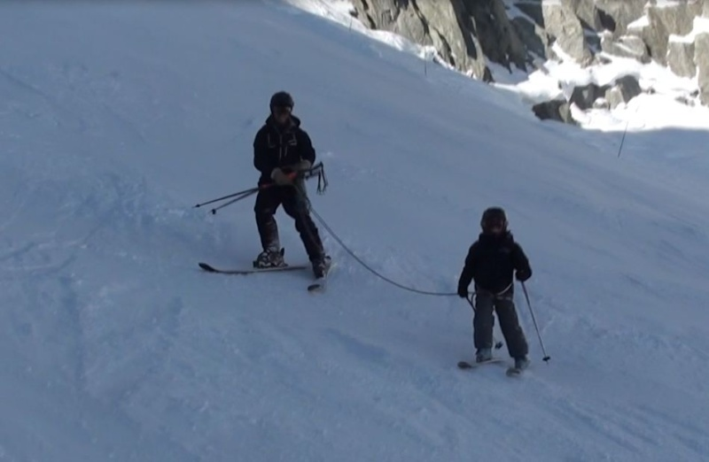 Les vacances de Bastien et Raphaël au ski. Captur37