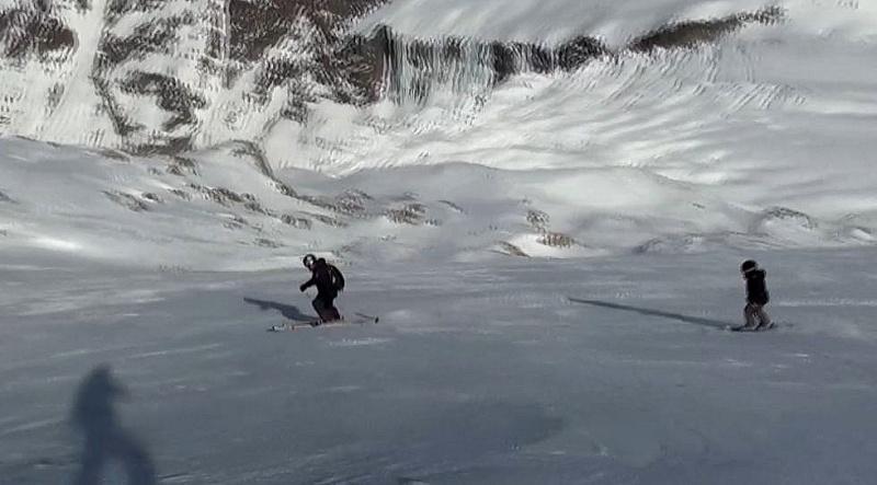 Les vacances de Bastien et Raphaël au ski. Captur39
