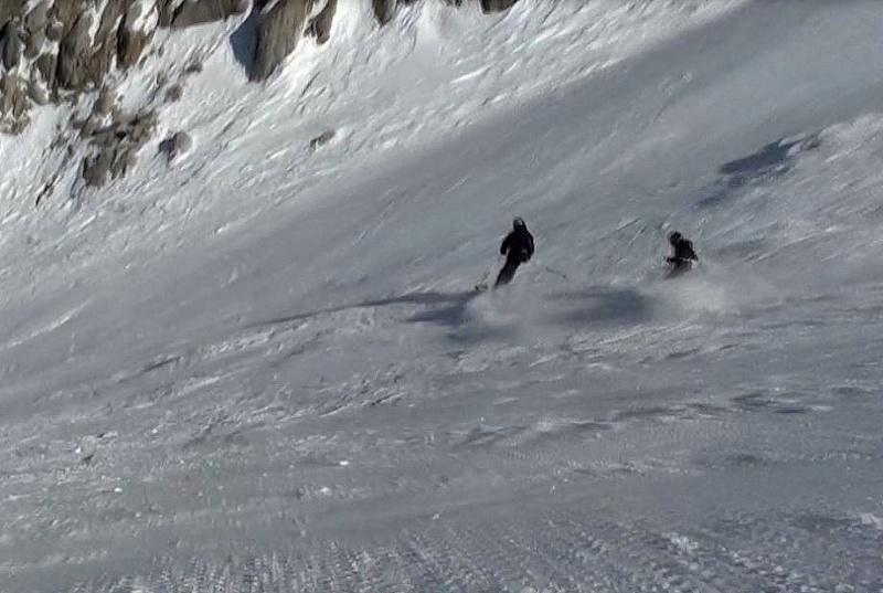 Les vacances de Bastien et Raphaël au ski. Captur40