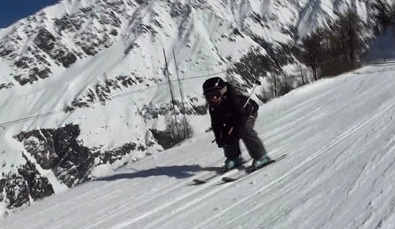 Les vacances de Bastien et Raphaël au ski. Captur41