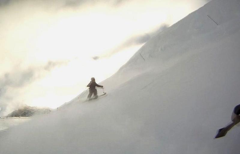 Les vacances de Bastien et Raphaël au ski. Captur42