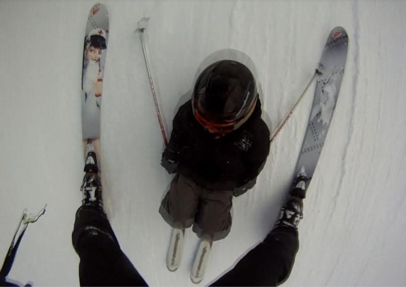 Les vacances de Bastien et Raphaël au ski. Captur44