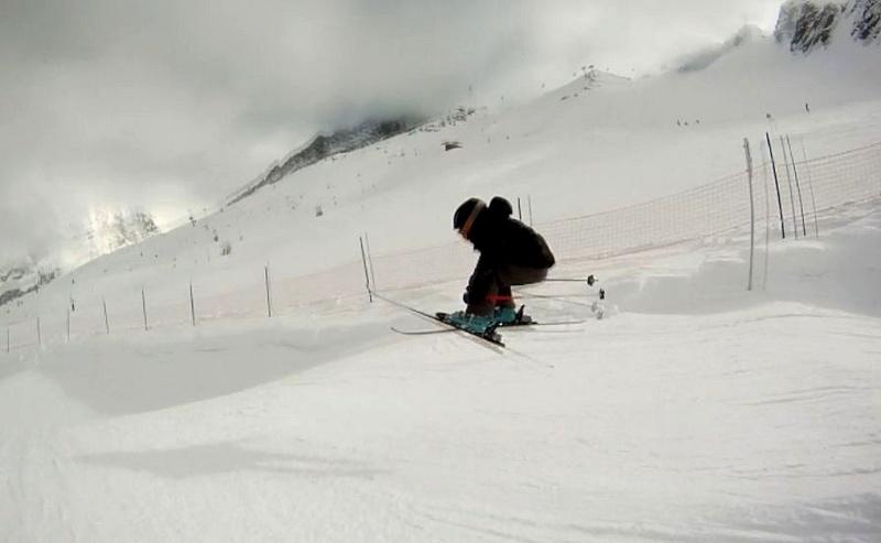 Les vacances de Bastien et Raphaël au ski. Captur45