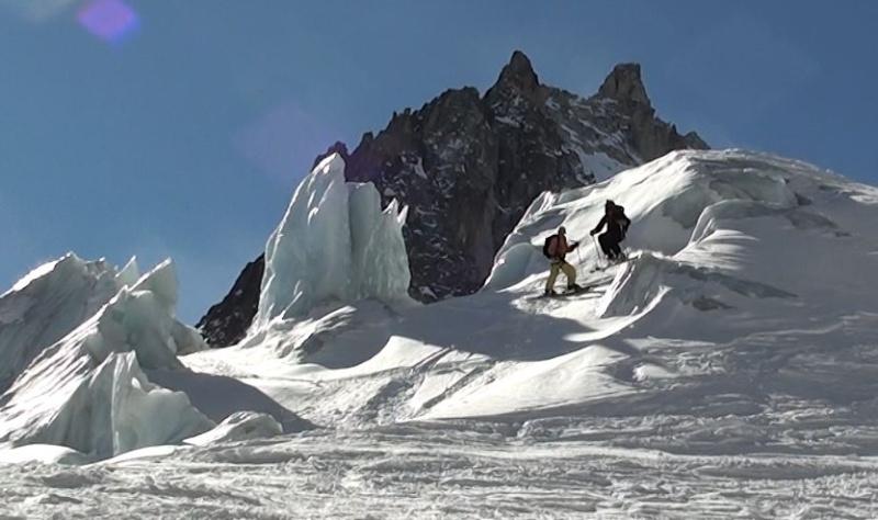La Vallée Blanche Captur46