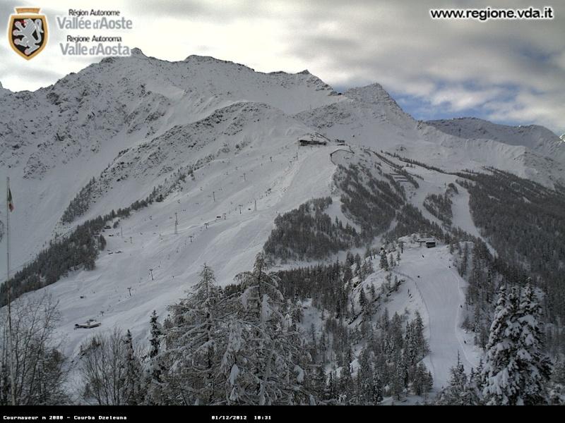 Ouverture domaines skiables, début de saison d'hiver - Page 2 Courma10