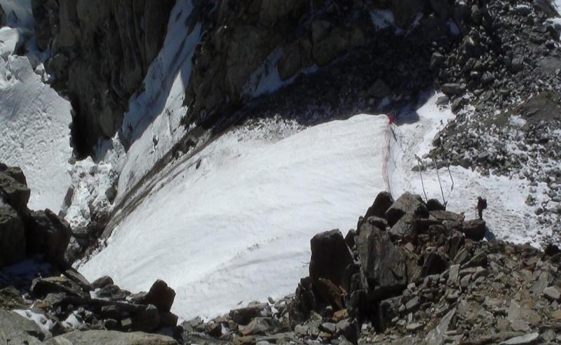 Recul glaciaire et ses conséquences. Dapart11
