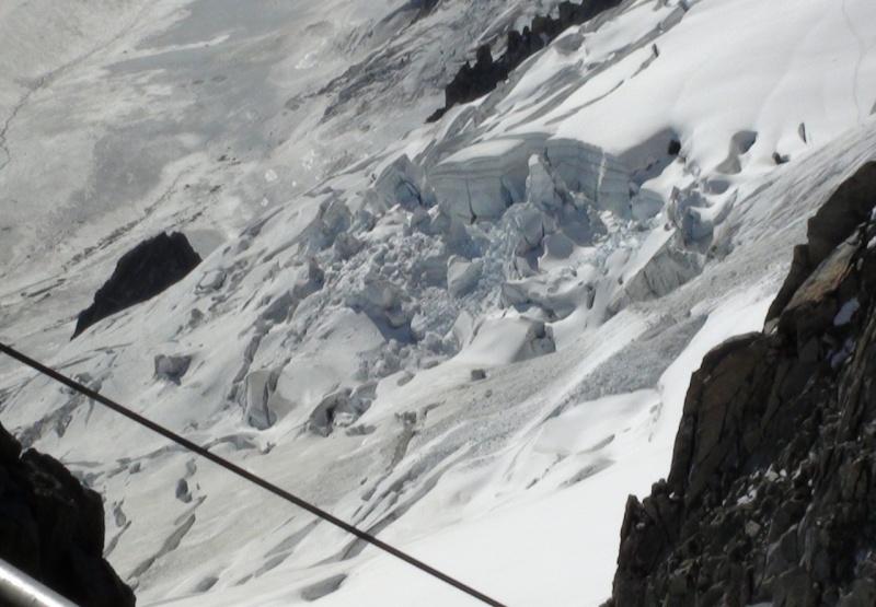 Recul glaciaire et ses conséquences. Dsc00310