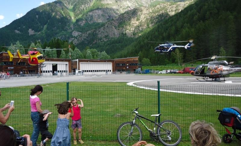 Secours en montagne : une mécanique bien huilée Dsc00327