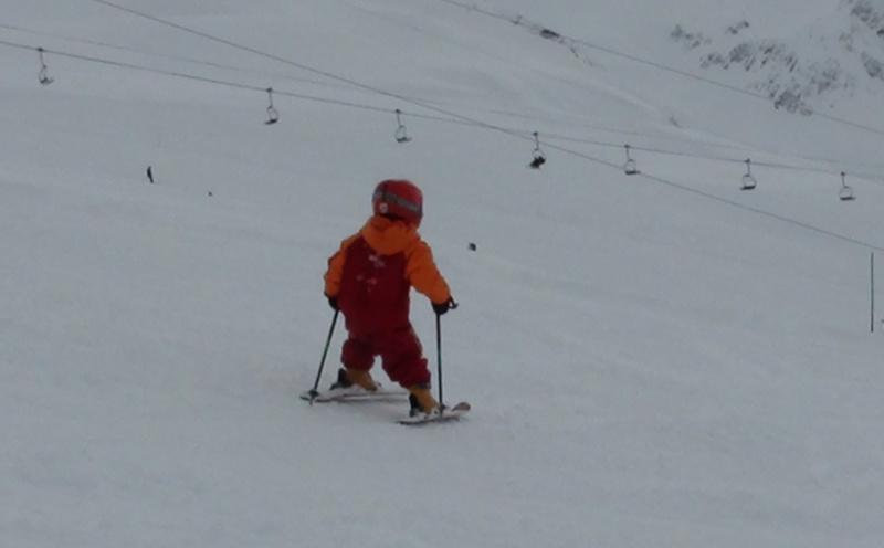 Les vacances de Bastien et Raphaël au ski. Dsc00819