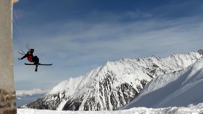 Le Vol libre dans le massif du Mont Blanc Image310