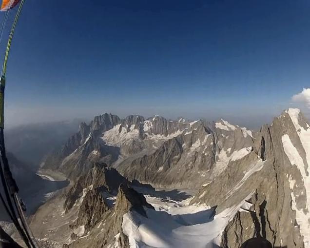 Le tour du Massif du Mont Blanc en Parapente par Rémi (chx974) - Page 2 N12