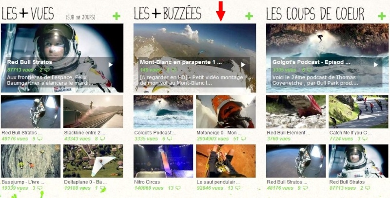 Le tour du Massif du Mont Blanc en Parapente par Rémi (chx974) - Page 2 Na110
