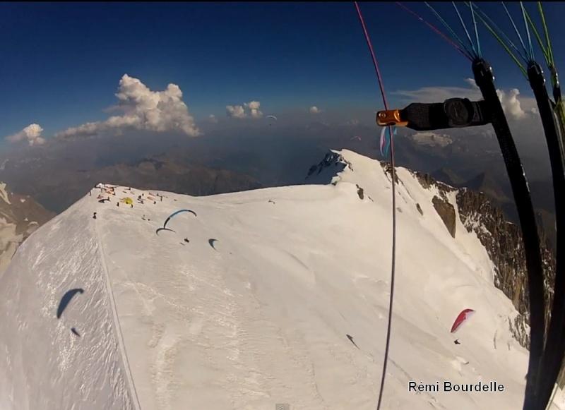 Le tour du Massif du Mont Blanc en Parapente par Rémi (chx974) Remi110