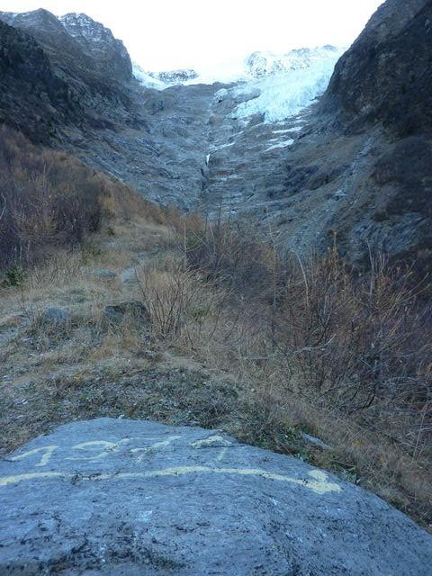 Le glacier de Taconnaz Taconn10