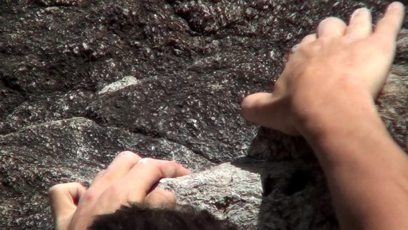 Blocs du col des Montets Vlcsna19