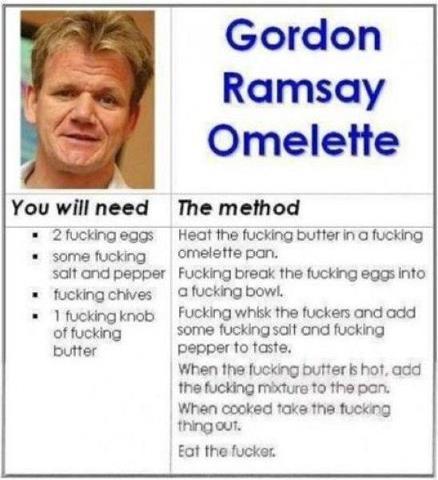 Gordon Ramsay Omelette Omelet10