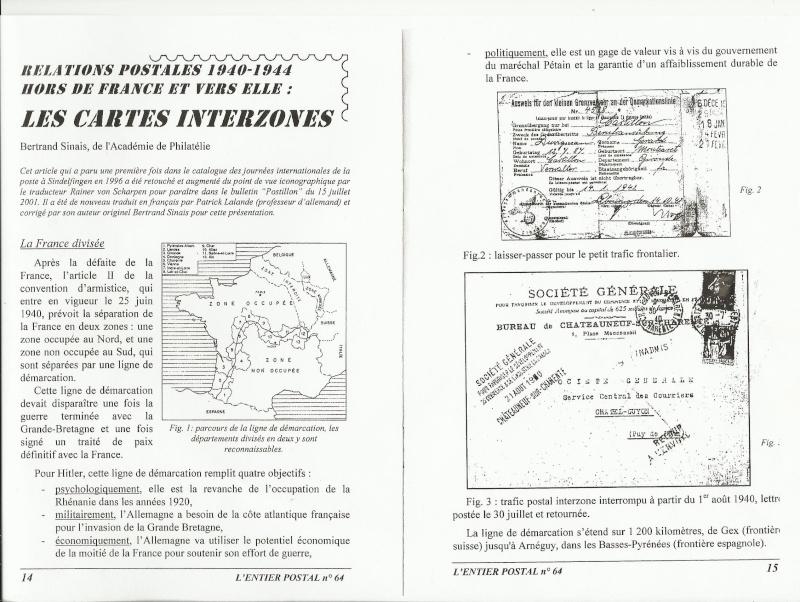 carte intezones du Maroc  Entier16