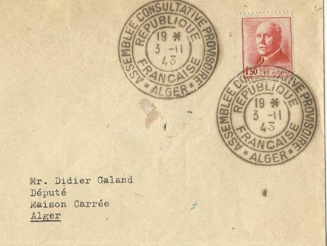 PREMIERE LIAISON AERIENNE DAMAS – TANANARIVE   22.01.1943. Patain11