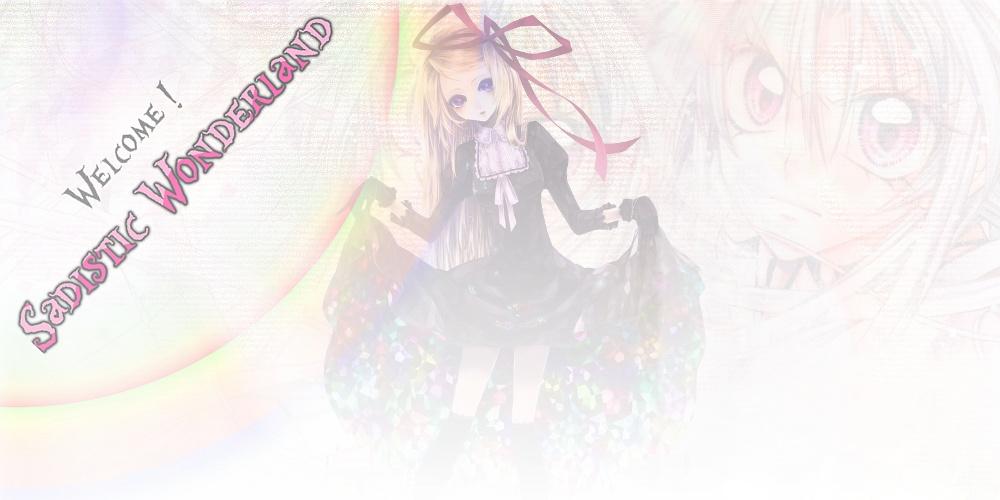 Sadistic Alice in Wonderland