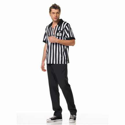 Jesus Malodero (Referee) Mens-r10