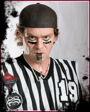 "Ryan ""Hardcore"" Smith (Referee) Ninete10"