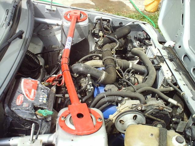 ancienne renault 11 turbo zender d'un amis R11_tu13