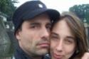 mon fils aîné Stéphan et sa conjointe Sonia.  S6378311