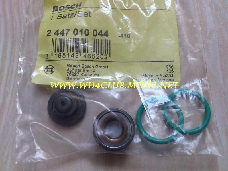 Ремонт подкачивающего насоса BOSCH FP/K 22M13 Dsc_0052