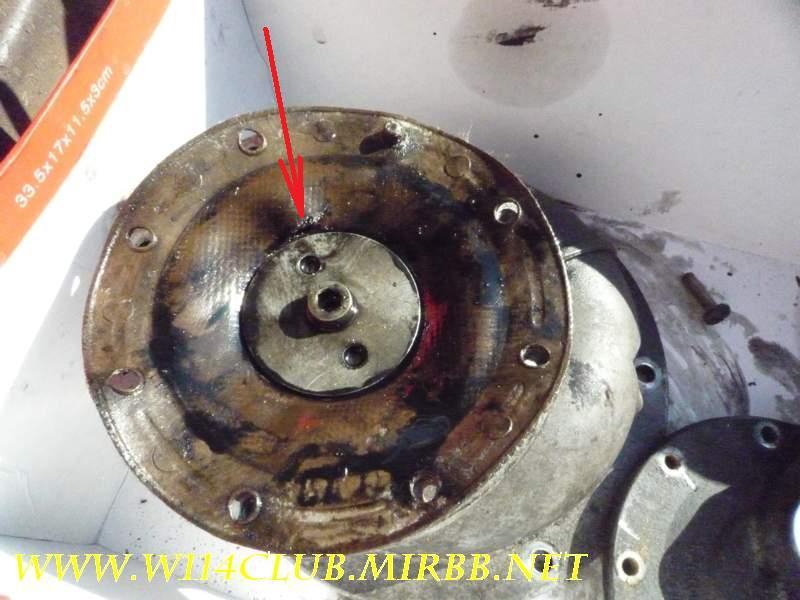 Ремонтируем вакуумный насос. P1060012