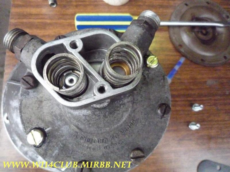 Ремонтируем вакуумный насос. P1060031