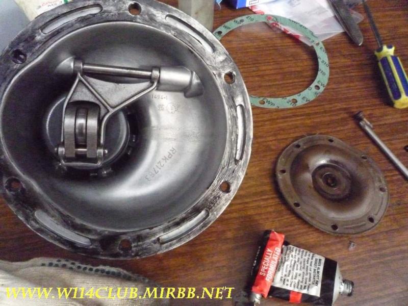 Ремонтируем вакуумный насос. P1060032