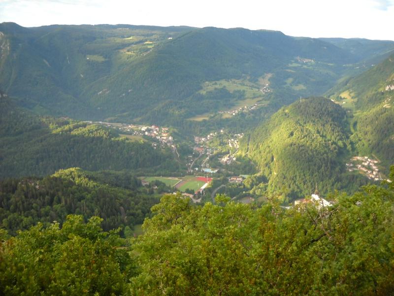 JURA - UTTJ - Un Tour en Terre du Jura - Saint Claude - 09 et 10/07/2011 - Page 3 Depuis12