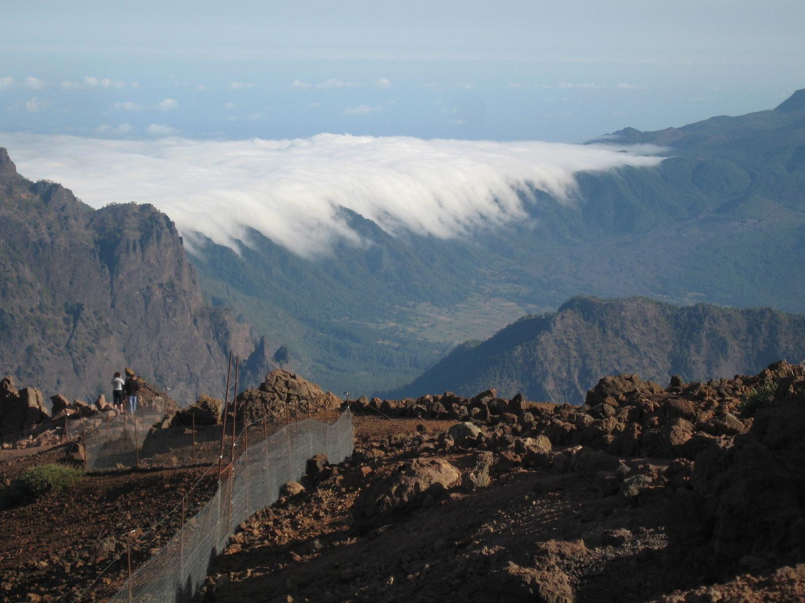 Eruption du volcan Cumbre Vieja - Ile de Palma - Canaries 07091210