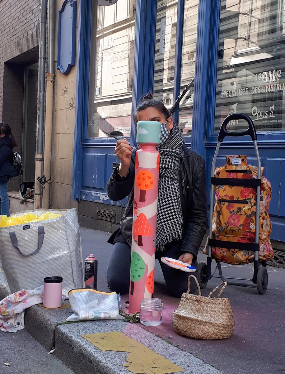 [street art-rue et manifs] ROUEN IMPRESSIONNEE 2020  20201014
