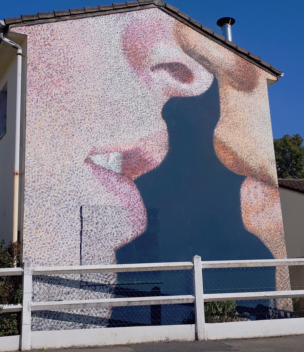 [street art-rue et manifs] ROUEN IMPRESSIONNEE 2020  20201016